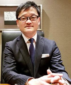 代表取締役 川口 晃範